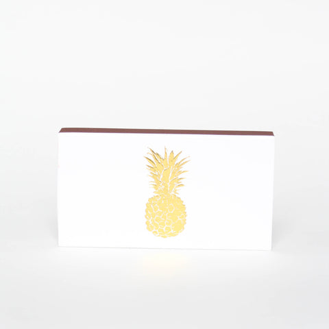 White Pineapple Matches