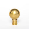 Solid Brass Finial