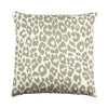 Iconic Leopard in Linen by Schumacher Pillow