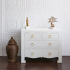 Bungalow 5 Jacqui Large 4-Drawer Dresser