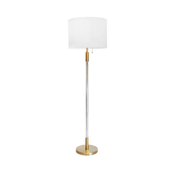 Worlds Away Jed Floor Lamp