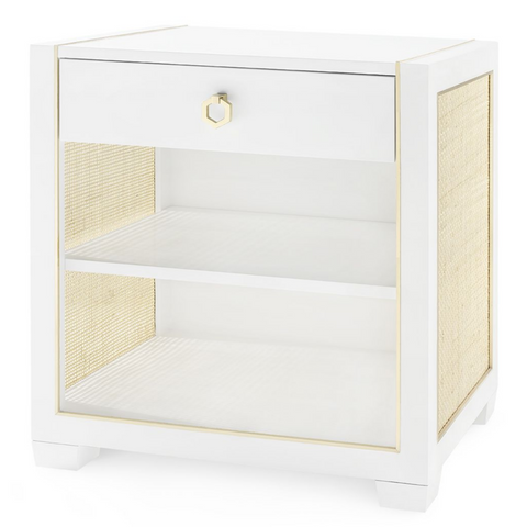 Bungalow 5 Karen 1-Drawer Side Table