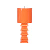 Worlds Away Large Pagoda Lamp
