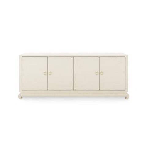 Bungalow 5 Meredith Extra Large 4-Door Cabinet