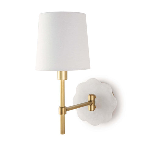 Regina Andrew Mia Swing Arm Sconce