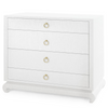 Bungalow 5 Ming Large 4-Drawer Dresser