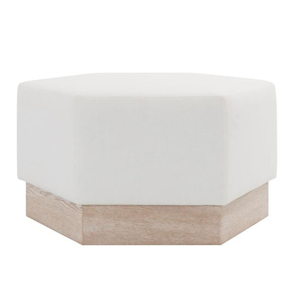 Worlds Away Myra Ottoman