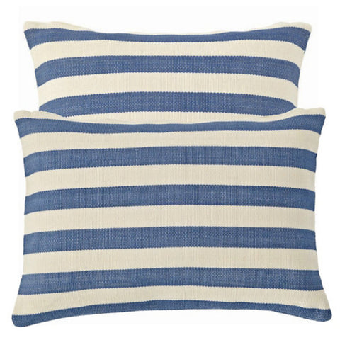 Nantucket Stripe Indoor/Outdoor Pillow