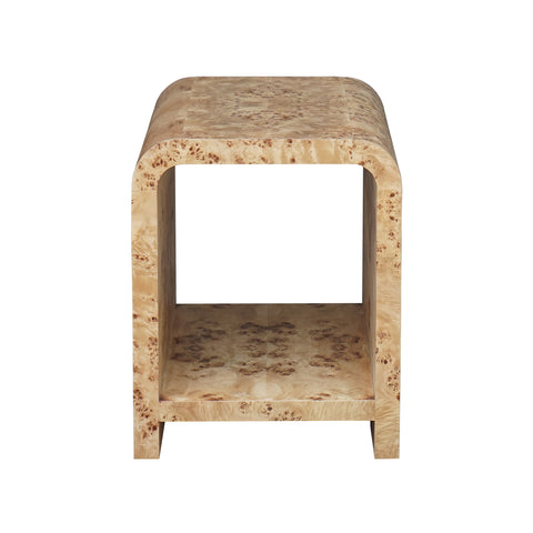 Worlds Away Putnam Side Table