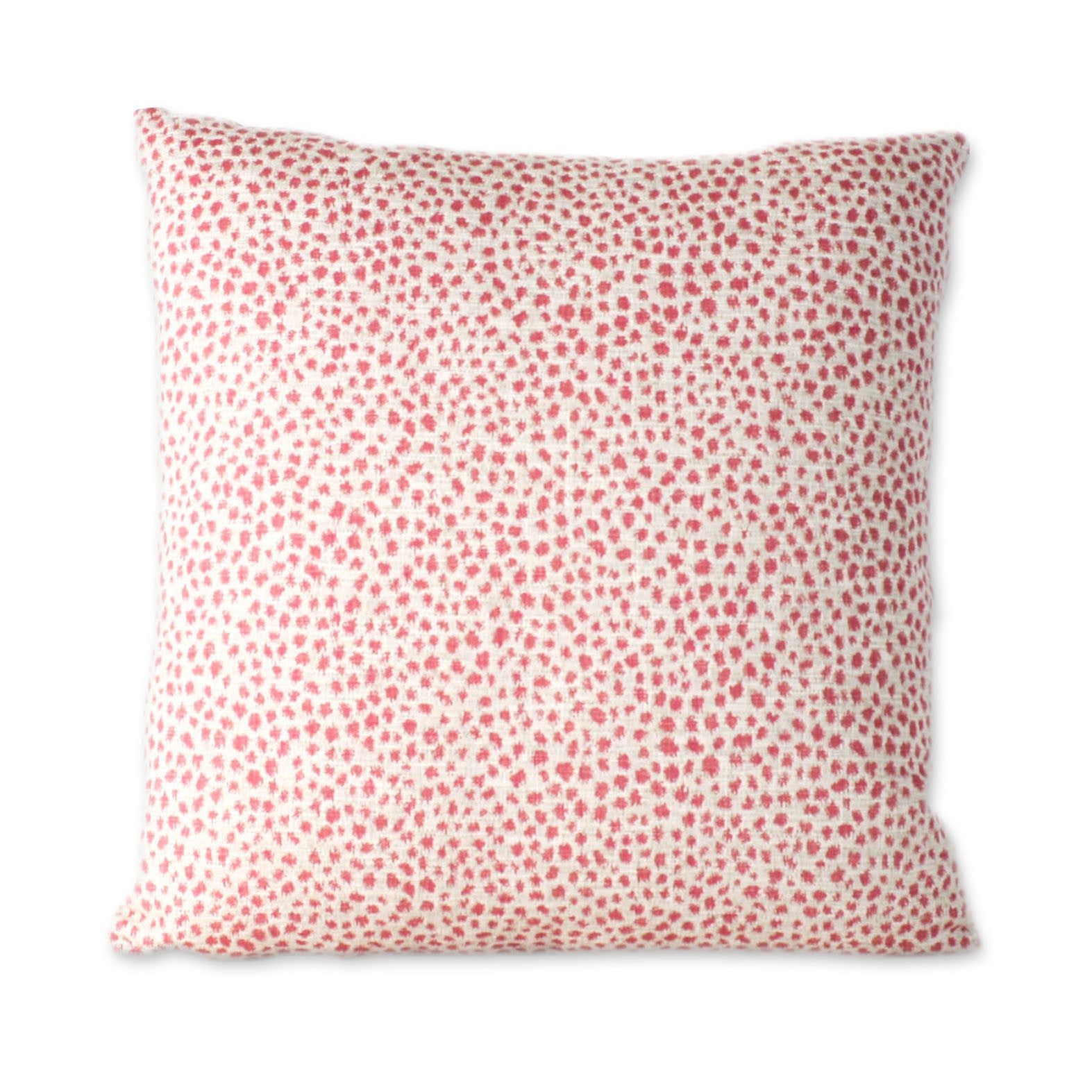 Pink Cheetah Pillow