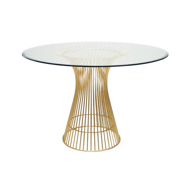 Worlds Away Powell Dining Table