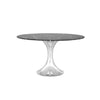Bungalow 5 Stockholm Nickel Dining Table