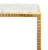 Worlds Away Seton Console Table
