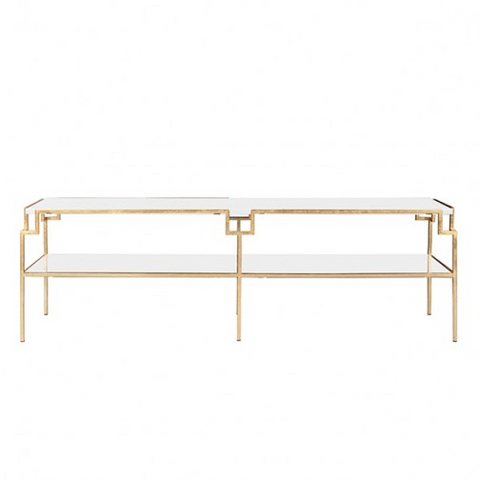Worlds Away Helen Coffee Table