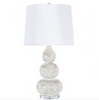 Worlds Away Delaney Lamp