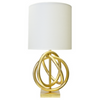 Worlds Away Nathan 3 Ring Table Lamp