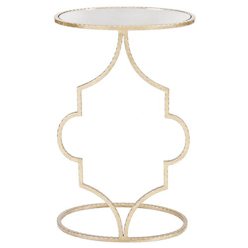 Worlds Away Willa Oval Cigar Table