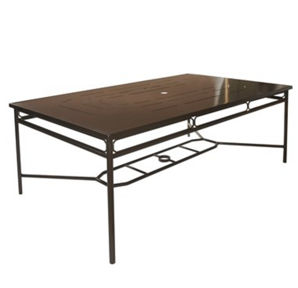Regeant Rectangular Outdoor Dining Table