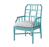 Regeant 4 Season Outdoor Arm Chair with Pillow