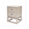 Worlds Away Oliver Side Table