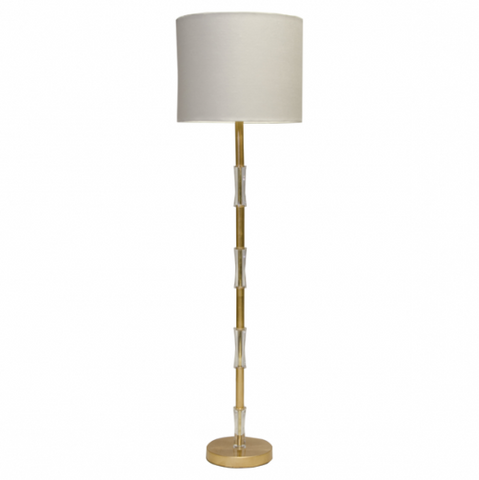 Worlds Away Sloane Floor Lamp