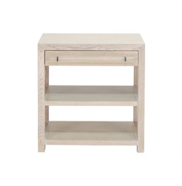 Worlds Away Garbo Side Table
