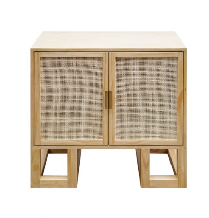 Worlds Away Tucker Cabinet