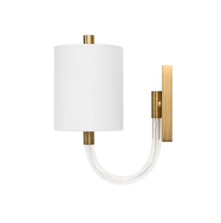 Worlds Away Walton Sconce