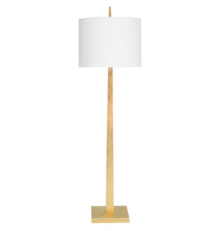 Worlds Away Doyle Floor Lamp