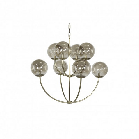 Worlds Away Monty Chandelier