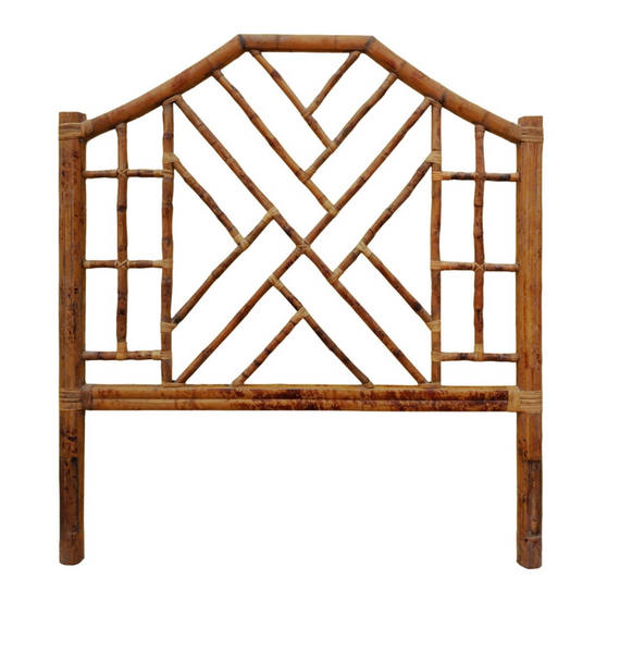 Chinese Chippendale Headboard