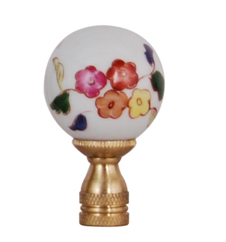 Floral Finial