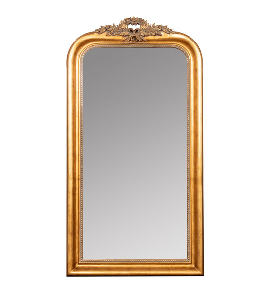 Elizabeth Arched Floor Mirror