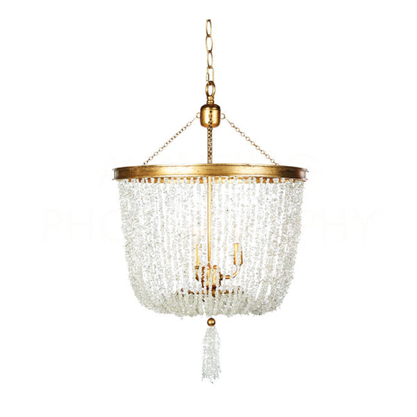 Stone River Crystal Chandelier