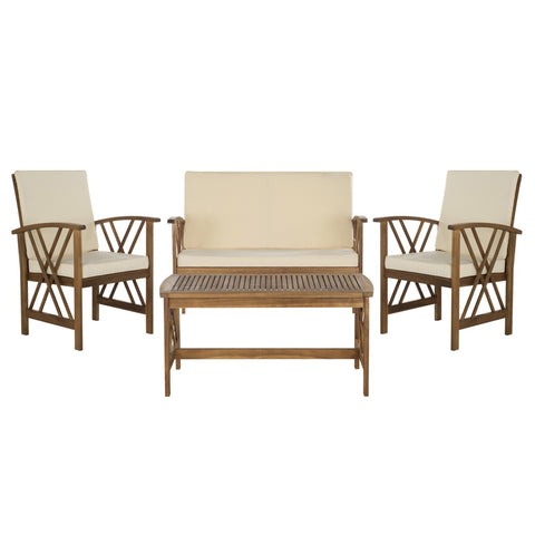 Fontana 4 Piece Outdoor Set