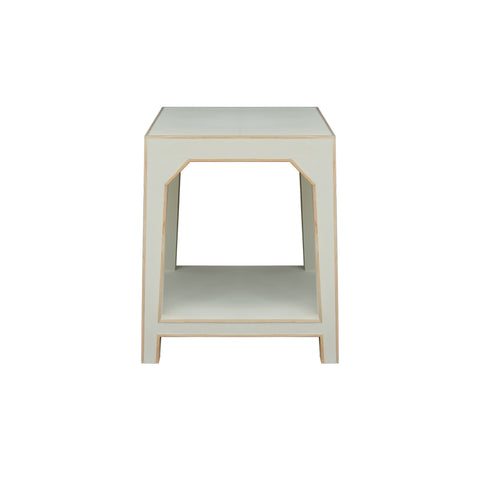 Worlds Away Walsh Side Table