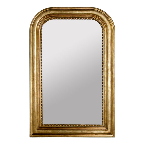 Worlds Away Waverly Mirror - Gold