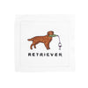 Retriever Cocktail Napkin
