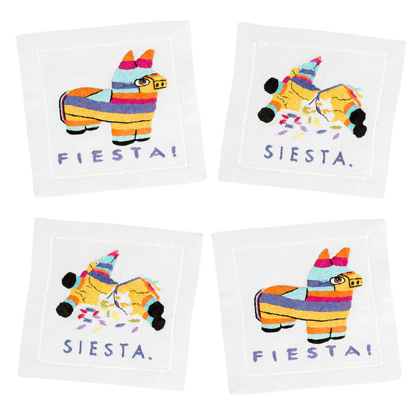 Fiesta Siesta Cocktail Napkins