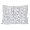Polka Dot Lumbar Pillow