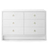 bryant 6 drawer white main