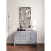 bryant extra large 6 drawer gray lifestyle
