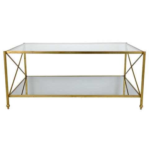 Devon Rectangular Coffee Table