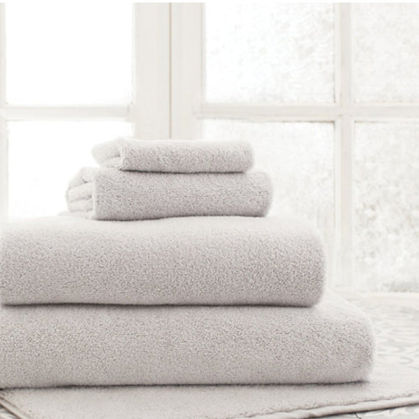 Classic Dove Grey Bath Towels