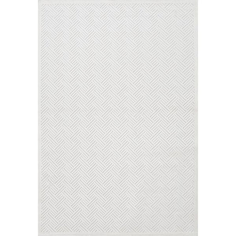 Fables White Rug