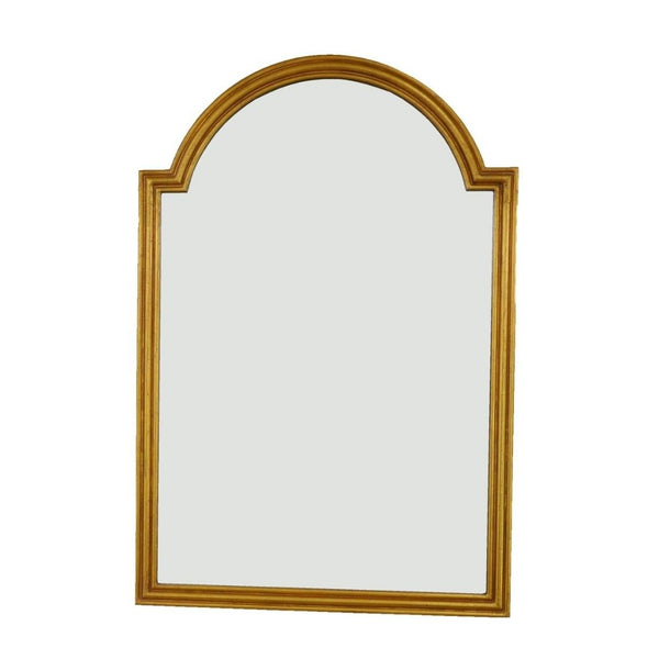 Cynthia Gold Wall Mirror