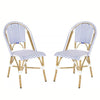 Salcha Indoor Outdoor Stacking Chairs