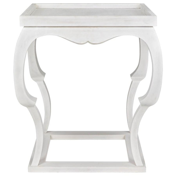 Bellini Side Table White
