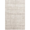 Cut Stripe Hand Knotted Rug