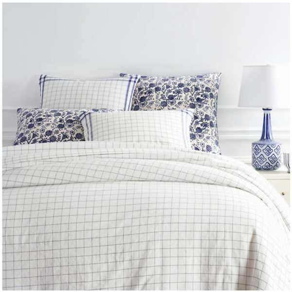 Julian Cobalt Duvet Cover